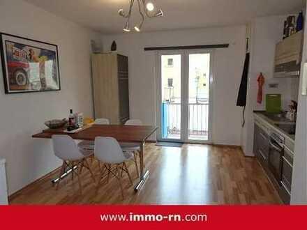 +++ Helle und gemütliche 1,5 ZKB Wohnung mit Einbauküche und Balkon in UNI NÄHE +++