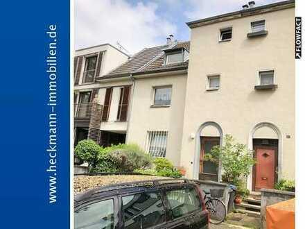 Schönes Reihen-Einfamilienhaus in gefragter Wohnlage in Köln Deutz