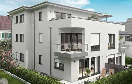 Neubau! Exklusive Wohnung mit großer Terrasse und Top Ausstattung Ihrer Wahl!