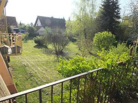 Ruhige 2-Raum-EG-Wohnung mit Südterrasse und Gartennutzung in Godramstein