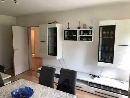 Wohnung mit drei Zimmern und Balkon in Überlingen