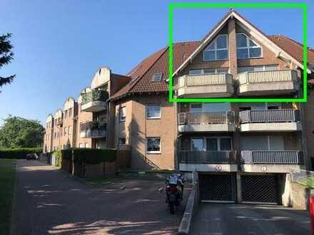 Von Privat: 4-Zimmer-Maisonette-Wohnung mit Balkon
