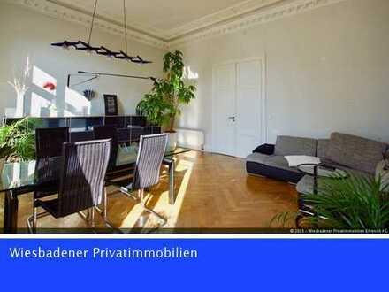 Altbaujuwel mit Garten in bester Lage von Wiesbaden