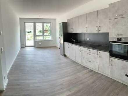 Erstbezug nach Sanierung - Terrasse & Einbauküche inklusive