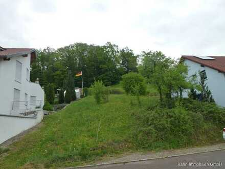 Bauplatz in schöner ruhiger Wohnlage in ländlicher Gegend zwischen Göppingen und Schwäbisch Gmünd
