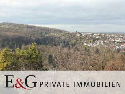In grüner, ruhiger Aussichtslage: Bauplatz in gefragter Wohnlage auf dem Killesberg
