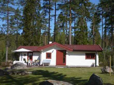 Verträumtes Schweden-Haus 3,5 Zimmer, Sauna, 4 - 6 Pers. (Smaland, Vimmerby-Rumskulla)