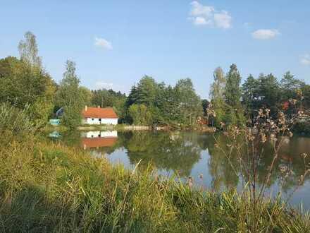 Mein Zuhause am eigenen See