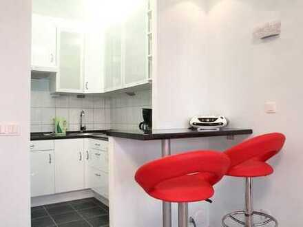 "Furnished apartment with fantastic view Mundsburgtower / metro ""Mundsburg"" free from 01.01.2020"
