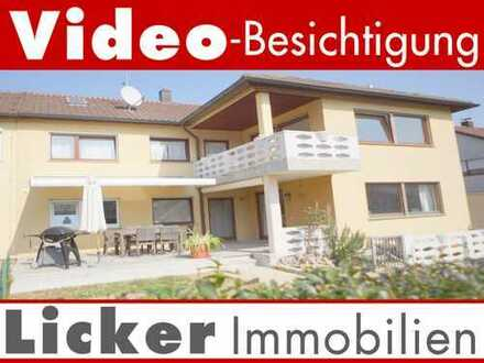 * Großes modernisiertes 1-2 Fam.-Haus in ruhiger Lage.