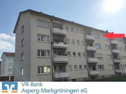 Für Kreative! 3-Zimmer-Wohnung in Kornwestheim