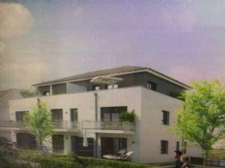 Erstbezug mit Einbauküche und Balkon: exklusive 3-Zimmer-Wohnung in Fürth-Vach