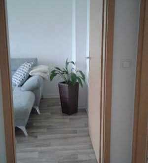 Nachmieter gesucht für attraktive 2-Zimmer-Wohnung mit Balkon in Halle (Saale)