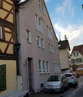 Lauda-Königshofen - Wohnhaus mit 4 Einheiten in Altstadtlage