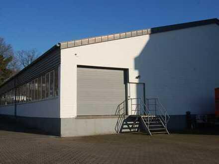 Lagerhalle im Gewerbezentrum Kirchlengern