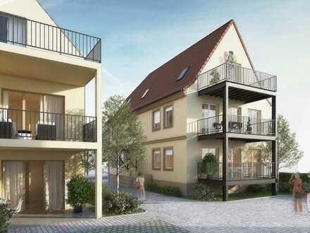 ++ NEUBAU/ERSTBEZUG! - 2 ZKBTerrasse im 5-Parteienhaus in LD-Queichheim! ++