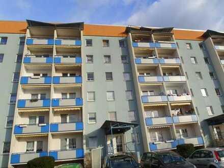 Freundliche 1-Zimmer-Wohnung im 5.OG mit Laminatboden und Badewanne