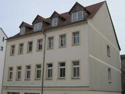 kleine 1-Raum-Wohnung mit Terrasse im Zentrum