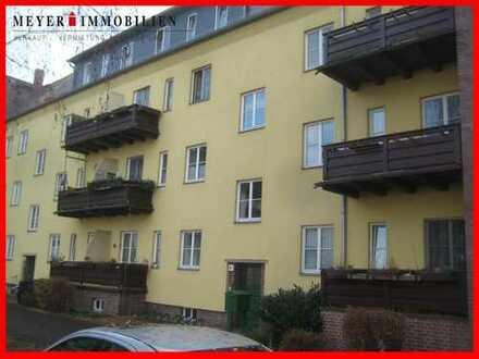 Gemütliche 3-Raumwohnung mit Balkon in 1-A-Wohnlage!
