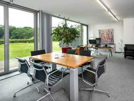 Hochkarätige und exklusive Bürofläche - Bürohaus am Seeufer