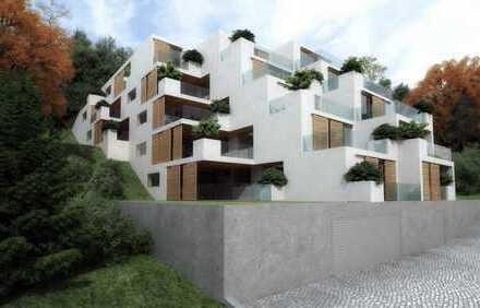 2-Zimmer Neubau Penthouse Wohnung in Fridingen!