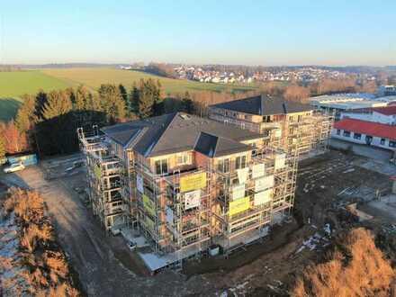Für Bewohner ab 50! Pfiffig geschnittene 2,5-Zimmer-Neubau-Mietwohnung im Wohnpark 50+