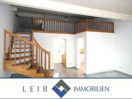 Außergewöhnliche 1,5 Zimmer-Wohnung in Coburg-Bertelsdorf