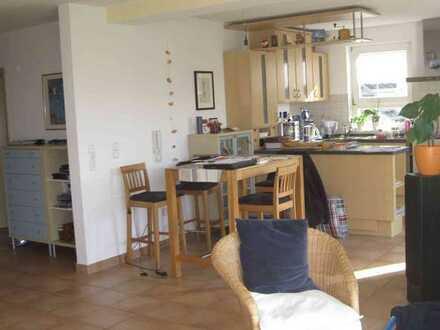 3,5 Zi Terrassenwohnung mit Einbauküche in Aichtal-Grötzingen für 2 bis 3Jahre