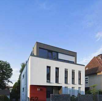 Hochwertige Wohnung in guter Lage mit Terrasse und Garten
