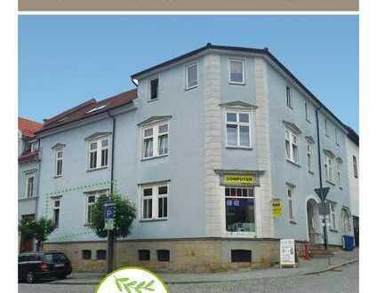 Erstbezug nach Komplettsanierung - ansprechende & nachhaltige 2-Zimmer-EG-Wohnung in Schleusingen
