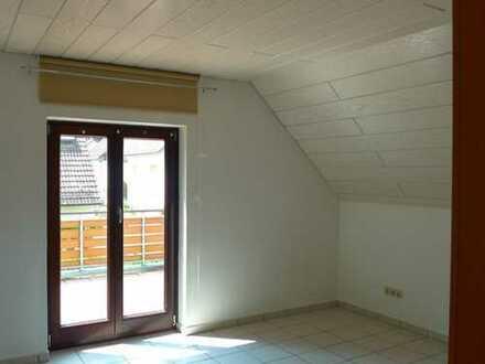 Ideal für Singles - Schöne 1-Zimmer-Wohnung mit großer Sonnenterrasse