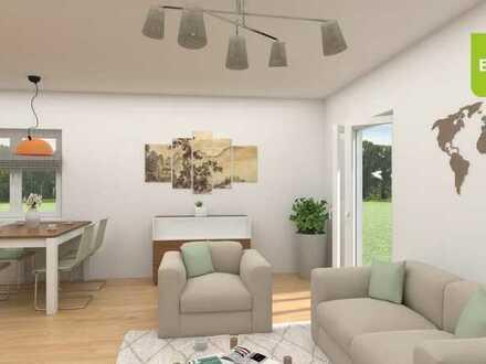 Barrierefrei - Schnucklige Wohnung mit Terrasse und Gartenanteil in Bohnsdorf