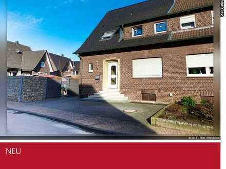 Doppelhaushälfte mit Einliegerwohnung in zentrumsnaher Lage von Velen-Ramsdorf