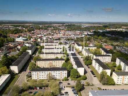 geräumige 3-Raum-Wohnung mit Balkon in zentraler Lage