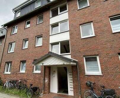 Renditeobjekt in Wildeshausen! Neu erstellte 3 ZKB Dachgeschosswohnung mit 66 m²