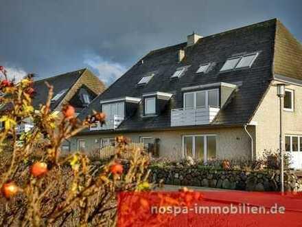 Das Haus Lornsen by the Sea nur wenige Schritte vom Badestrand entfernt!