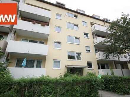 Klein aber fein ... 2 Zimmer Dachterrassenwohnung in Schwabing-West