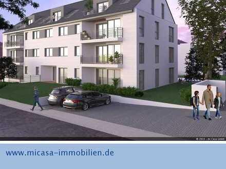 Urbanes Wohnen - KfW-55-Standard - Förderdarlehen möglich