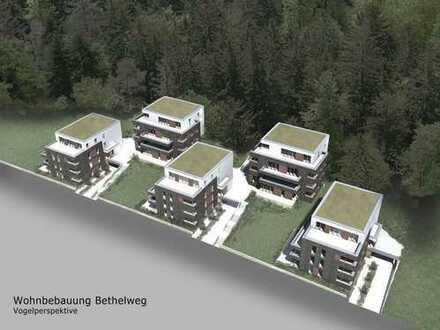 Erstbezug: freundliche 4-Zimmer-Wohnung mit Balkon in Bielefeld
