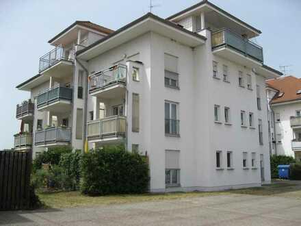 Attraktive 2-Raum-Dachwohnung mit großer Terrasse