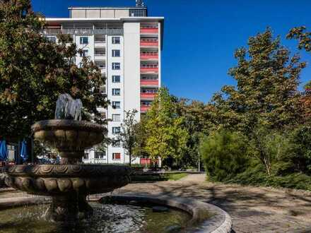 Ideal für Senioren! 2-Zimmer-Wohnung mit Balkon, Aufzug