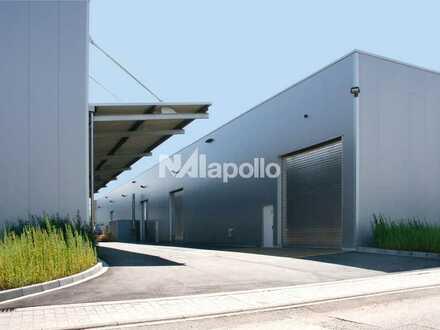 Kurzfristig verfügbar | moderne Hallen- und Büroflächen | JETZT ANRUFEN 069 550 112