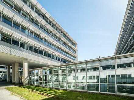 Ihr Büro im Essener Büropark Bredeney | gekühlte Büros in ruhiger Lage | PROVISIONSFREI