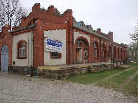 Zentrumsnahe Gewerbeimmobilie, Fabrikhalle/Loft/