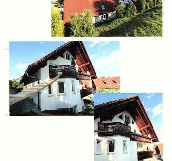 Freundliche 7-Raum-Maisonette Wohnung mit EBK und Balkon in Karsee