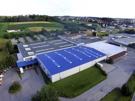 Hochwertige Lager- / Logistik und Produktionshallen