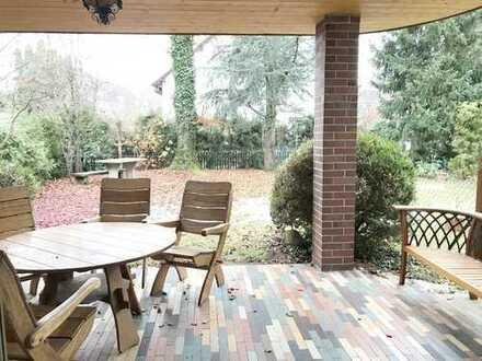 Ruhige und sonnige 4-Zimmer-Wohnung mit traumhaftem Garten