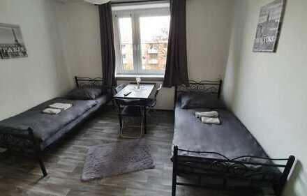 !!!WG möglich!!! Freundliche Wohnung mit vier Zimmern in Hannover!