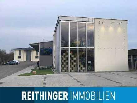 Gewerbeobjekt mit vielseitigen Nutzungsmöglichkeiten in Gottmadingen
