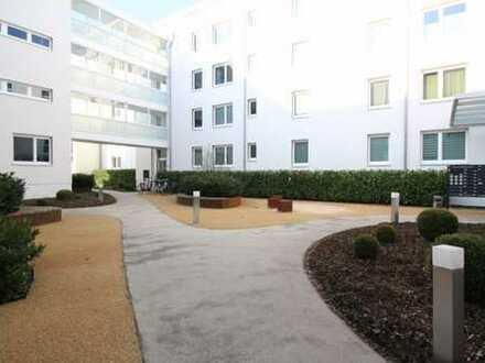 Exklusive, neuwertige 3-Zimmer-Penthouse-Wohnung mit Balkon und Einbauküche in Frankfurt - Riedberg